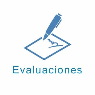 evaluaciones 1
